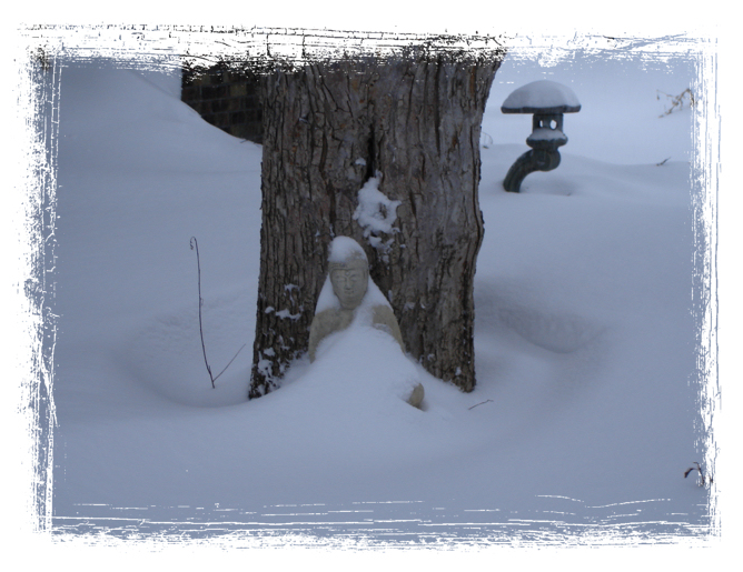 Winter Buddha III