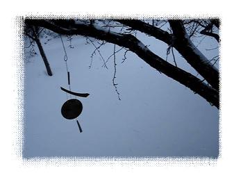 Winter Wind Chimes