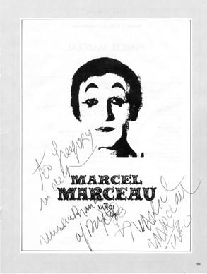 Marcel Marceau 1